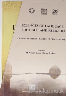 Dil, Düşünce, Din Bilimleri (3 Kitap Takım) (Ciltli)