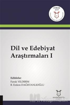 Dil ve Edebiyat Araştırmaları 1