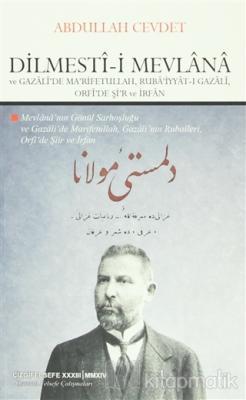 Dilmesti-i Mevlana ve Gazali'de Ma'rifetullah, Ruba'iyyat-ı Gazali, Orfi'de Şi'r ve İrfan