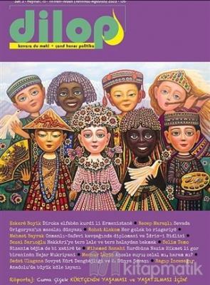 Dilop Dergisi Sayı: 15 Temmuz - Ağustos 2020 Kolektif