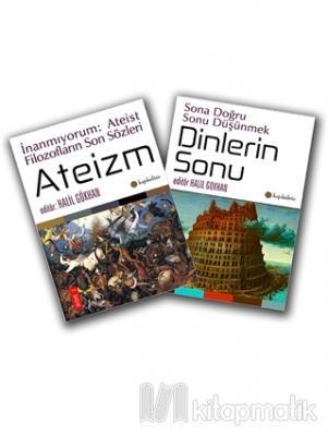 Dinlerin Sonu Ateizm Seti (2 Kitap Takım)