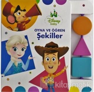 Disney Baby - Oyna ve Öğren Şekiller