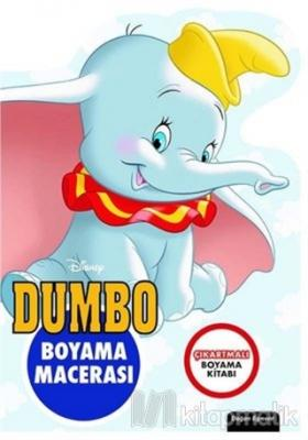 Disney Dumbo Özel Kesimli Boyama Macerası