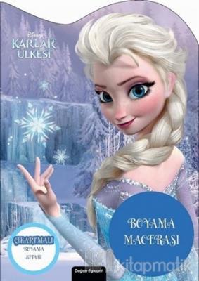 Disney Karlar Ülkesi - Özel Kesimli Boyama Macerası
