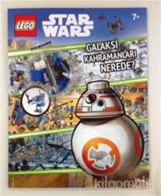 Disney Lego Star Wars: Galaksi Kahramanları Nerede?