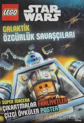 Disney Lego Star Wars: Galaktik Özgürlük Savaşçıları