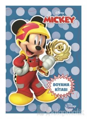 Disney Mickey ve Çılgın Yarışçılar Boyama Kitabı Kolektif