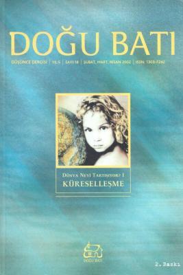 Doğu Batı Düşünce Dergisi Şubat-Mart-Nisan 2002 Sayı:18