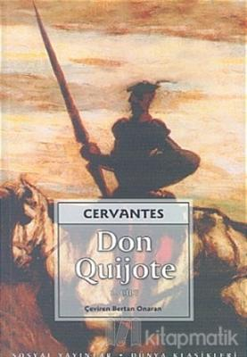 Don Quijote 2 Cilt Takım