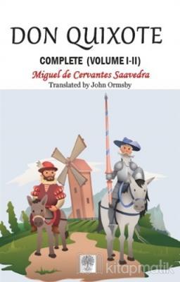 Don Quixote - Complete (Volume 1-2) Miguel de Cervantes