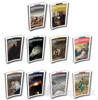 Dostoyevski Serisi 10 Kitap - Dünya Klasikleri Fyodor Mihayloviç Dosto