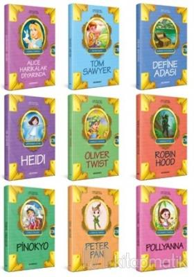 Dünya Çocuk Klasikleri Serisi (9 Kitap Takım)