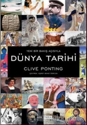 Dünya Tarihi (Ciltli) Clive Ponting