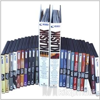 DVD Klasikler - Klasik 1 Fasikül Seti + 10 DVD Hediye