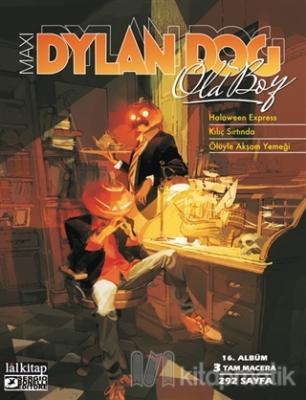 Dylan Dog Maxi Albüm 16