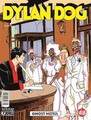 Dylan Dog Sayı 48 - Ghost Hotel