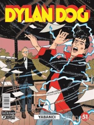 Dylan Dog Sayı: 51 - Yabancı