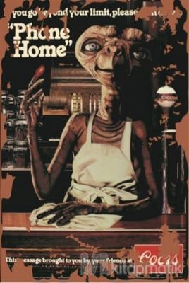 E.T. Phone Home Poster