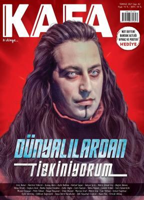 Kafa Dergisi - Temmuz 2021