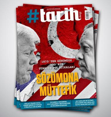 #tarih Dergisi Sayı:63 Ağustos  2019