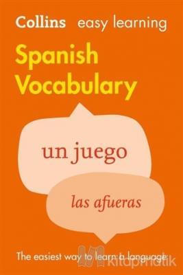 Easy Learning Spanish Vocabulary