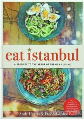Eat İstanbul (Ciltli)