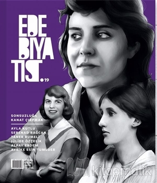 Edebiyatist Dergisi Sayı: 19 Eylül - Ekim 2018 Kolektif