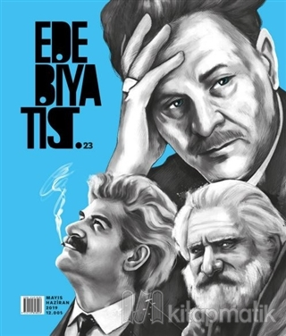 Edebiyatist Dergisi Sayı: 23 Mayıs - Haziran 2019
