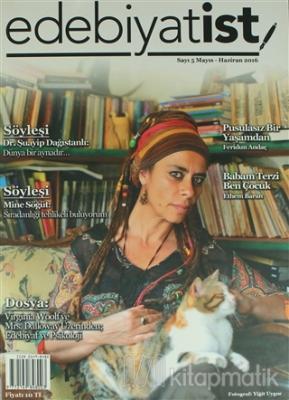 Edebiyatist Dergisi Sayı: 5 Mayıs - Haziran 2016