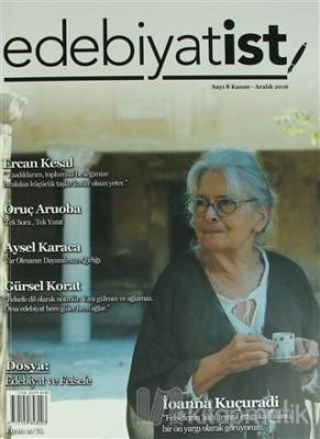 Edebiyatist Dergisi Sayı: 8 Kasım - Aralık 2016