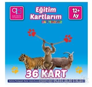 Eğitim Kartlarım - Hayvanlar