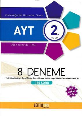Eğitim Park AYT 8'li Deneme