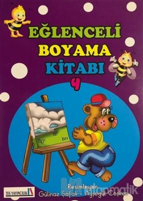 Eğlenceli Boyama Kitabı 4
