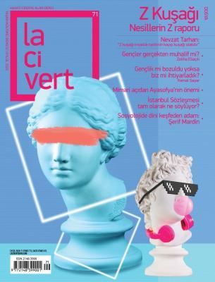 Lacivert Dergisi Sayı: 71 Eylül 2020