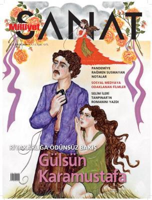 Milliyet Sanat Dergisi Eylül 2020