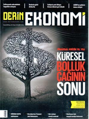 Derin Ekonomi Dergisi Sayı:42 Kasım 2018