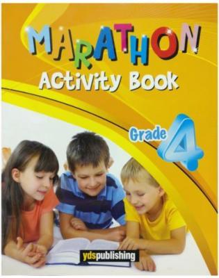 YDS Publishing Marathon Grade 4 Activity Book Komisyon