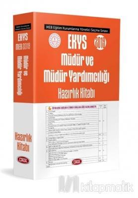 EKYS 2019 Müdür ve Müdür Yardımcılığı Hazırlık Kitabı