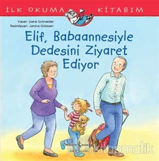 Elif Babaannesiyle Dedesini Ziyaret Ediyor
