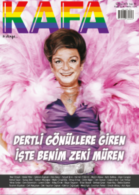 Kafa Dergisi Sayı: 59 Temmuz  2019
