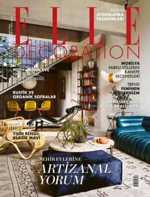 Elle Decoration Dergisi Sayı: 2020 Ocak-Mart