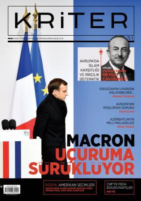 Kriter Aylık Siyaset Toplum ve Ekonomi Dergisi Sayı: 51 Kasım 2020