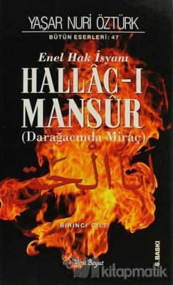 Enel Hak İsyanı Hallac-ı Mansur Bütün Eserleri (2 Cilt Takım) (Ciltli)