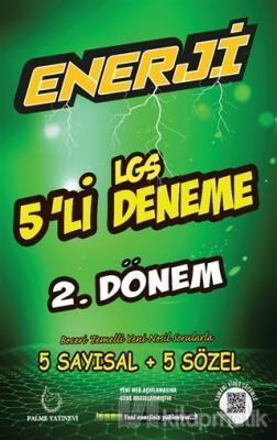Enerji LGS 5'li Deneme 2. Dönem Kolektif
