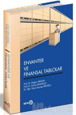 Envanter ve Finansal Tablolar
