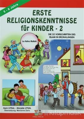 Erste Religionskenntnisse Für Kinder - 2 Asım Uysal