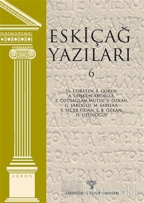Eskiçağ Yazıları 6