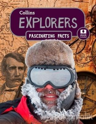 Explorers - Fascinating Facts (Ebook İncluded)