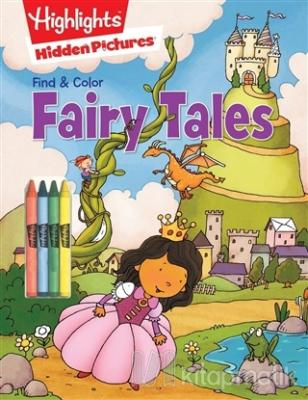 Fairy Tales - Find and Color