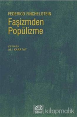 Faşizmden Popülizme Federico Finchelstein